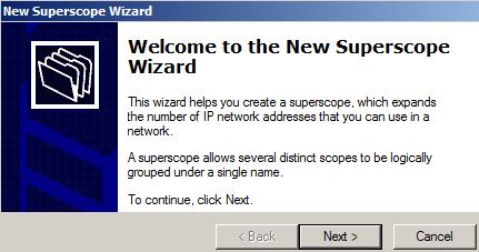 کاربرد SuperScope