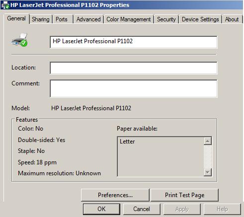آموزش تنظیمات Print Server
