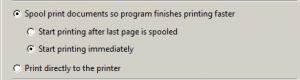 آموزش مدیریت Spool Folder