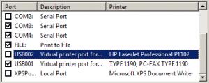 معرفی قابلیت Printer Pooling