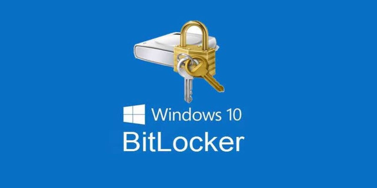معرفی BitLocker در windows 10
