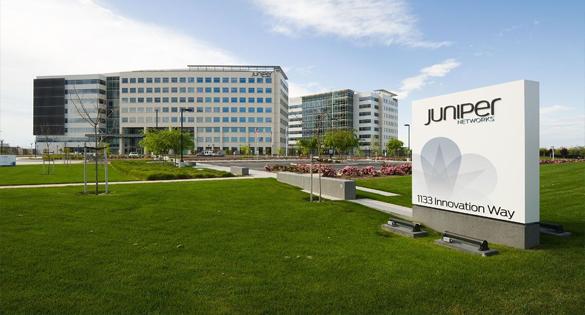 آزمون شرکت Juniper