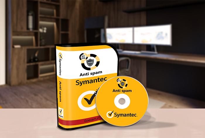 سرویس آنتی اسپم symantec